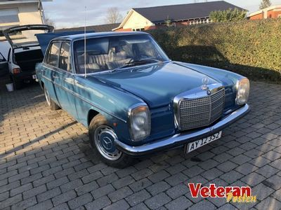 used Mercedes 200 D