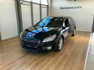 brugt Peugeot 508 2,0 HDi 163 Active Sky SW