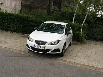 brugt Seat Ibiza 1,2 Reference 75 Eco 5d