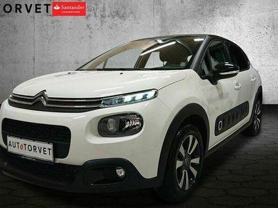 brugt Citroën C3 1,2 PT 83 Shine