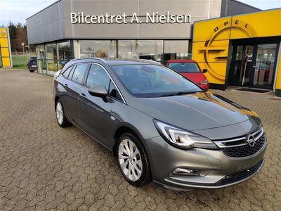 brugt Opel Astra Sports Tourer 1,6 Turbo Innovation 200HK Stc