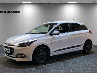 brugt Hyundai i20 1,25 Vision+
