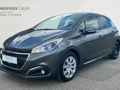 brugt Peugeot 208 1,5 BlueHDi Selection Sky 100HK 5d