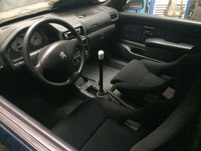 brugt Peugeot 106 1,6 S16 GTI Agergaard