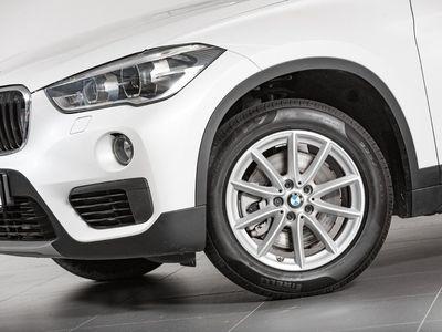 brugt BMW X1 2,0 xDrive20d Van