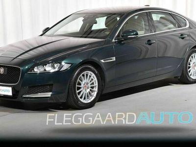 brugt Jaguar XF 2,0 i4 Prestige 180HK 8g Aut.