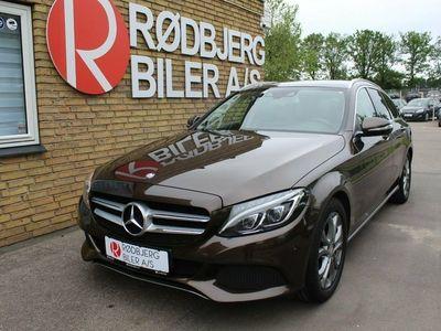 usado Mercedes C250 2,2 BlueTEC stc. aut.