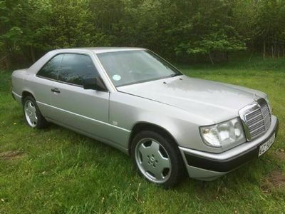 brugt Mercedes 230 CE 2,3 Coupe