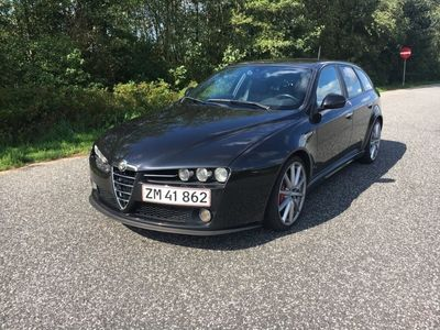 usado Alfa Romeo 159 Sportwagon 2,4 JTD 20V ti 210HK Stc 6g