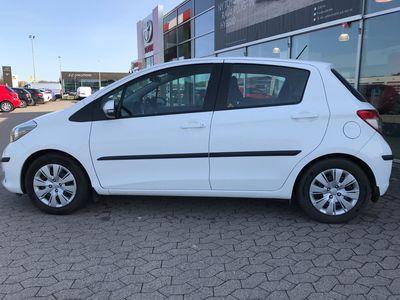 brugt Toyota Yaris 1,0 VVT-I T2 69HK 5d A+