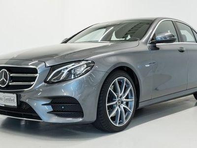 brugt Mercedes E220 AMG Line Sportsstyle aut. 2020