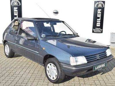 brugt Peugeot 205 14-forever