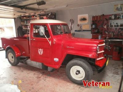 brugt Jeep Willys owerland