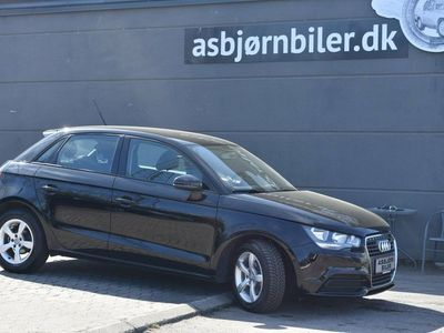 used Audi A1 Sportback 1,4 TFSi 122 Attraction