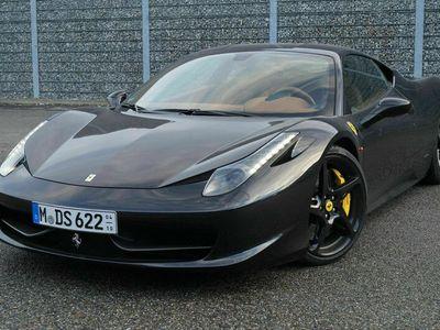 brugt Ferrari 458 458Italia 4.5 V8 - 570 hk Italia 4.5 V8 - 570 hk