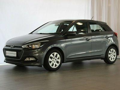 used Hyundai i20 1,25 Active+