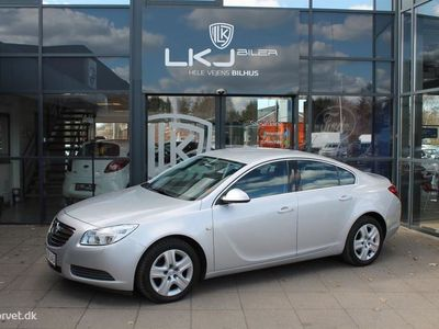 brugt Opel Insignia 1,8 140HK