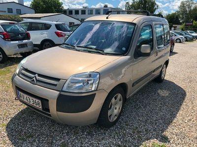 begagnad Citroën Berlingo 2,0 HDi Multispace