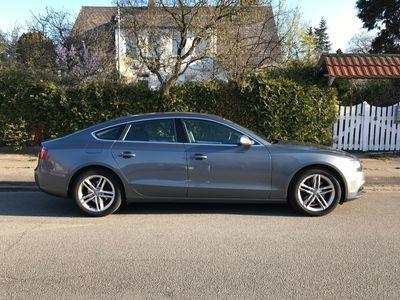 brugt Audi A5 Sportback 2.0 TDI 150 HK 5-DØRS MULTITRONICComfort
