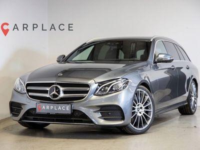brugt Mercedes E250 0 AMG Line stc. aut.