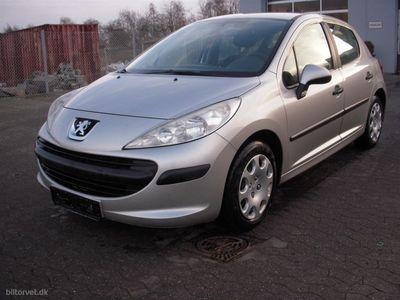 käytetty Peugeot 207 1,4 HDI XR 70HK 5d