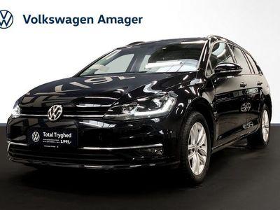 brugt VW Golf VII 1,5 TSi 150 Comfortl. Variant DSG