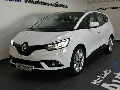 brugt Renault Grand Scénic IV 1,5 dCi 110 Zen 7prs
