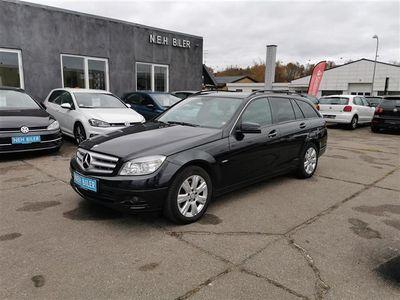 brugt Mercedes C250 T 2,2 CDI BlueEfficiency 204HK Stc Aut.