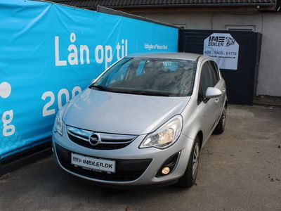 used Opel Corsa 1,2 16V Cosmo 5d
