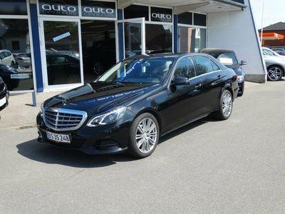 gebraucht Mercedes E200 2 CDi Classic aut. BE