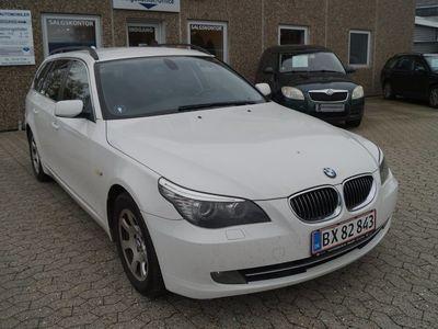 brugt BMW 525 d 3,0 Touring Steptr.