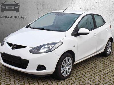 brugt Mazda 2 1,3 Advance 86HK 5d - Personbil - hvid