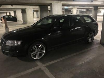 brugt Audi A6 AVANT 2,4 V6