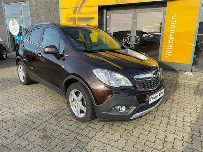 brugt Opel Mokka 1,7 CDTI Cosmo Start/Stop 130HK 5d 6g