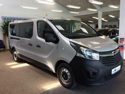 brugt Opel Vivaro 1,6 CDTi 125 Combi+ L2H1