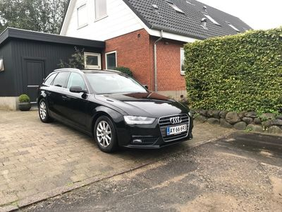 brugt Audi A4 2.0 TDI 136 HK AVANT