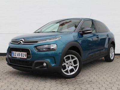 brugt Citroën C4 Cactus 1,6 Blue HDi Skyline start/stop 100HK 5d