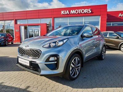 brugt Kia Sportage 2,0 Aut. Diesel Mild Hybrid Intro Edition 4WD 185HK 5d
