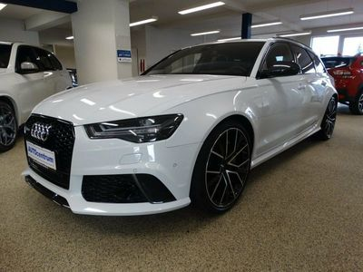 used Audi RS6 4,0 TFSi performance Avant quattro