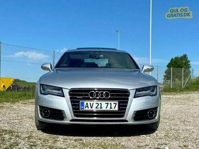 brugt Audi A7 3.0 tdi 245 hk s-tr quattro