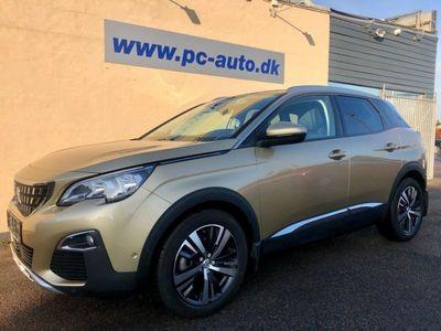 brugt Peugeot 3008 2,0 BlueHDi 150 Allure