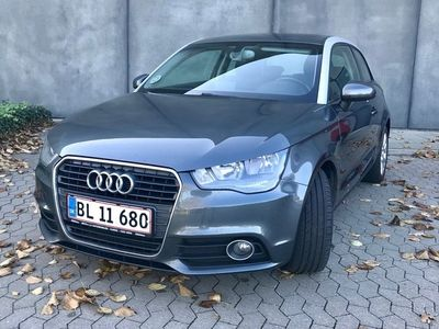 brugt Audi A1 1.6 TDI 105 HK 3-DØRS