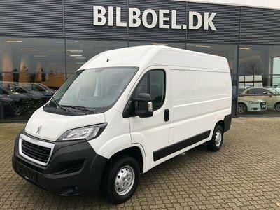 brugt Peugeot Boxer 333 2,0 BlueHDi 130 L2H2 Premium