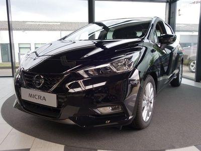 brugt Nissan Micra 1,0 IG-T 100 Acenta X-tr.