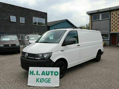 brugt VW Transporter 2,0 TDi 140 Kassevogn lang