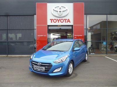 usado Hyundai i30 1,6 GDI premium 135HK 5d