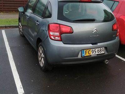 brugt Citroën C3 HDI FAP Dynamique 1,6