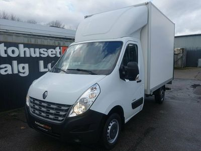 brugt Renault Master III T35 2,3 dCi 125 L3 Alukasse m/lift