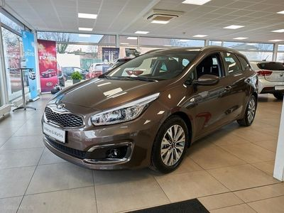 brugt Kia cee'd SW 1,6 CRDI Style Plus Clim Limited 136HK Stc 6g