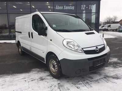brugt Opel Vivaro L1H1 2,0 CDTI DPF 90HK Van 6g
